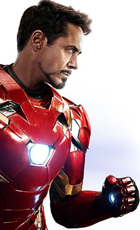 Tony Stark Iron Man Fondo De Pantalla De Avengers