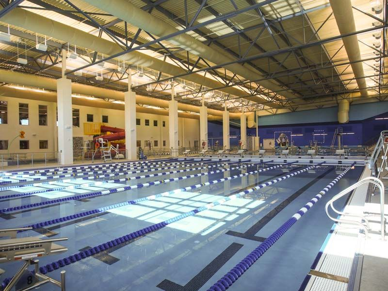 The Kingsport Aquatic Center is water fun for everyone