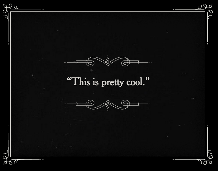 Silent Movies Gone Google: Browser Lets Users DIY Title Cards