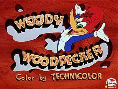 Greatest TV Cartoon Theme Songs #18: Woody Woodpecker