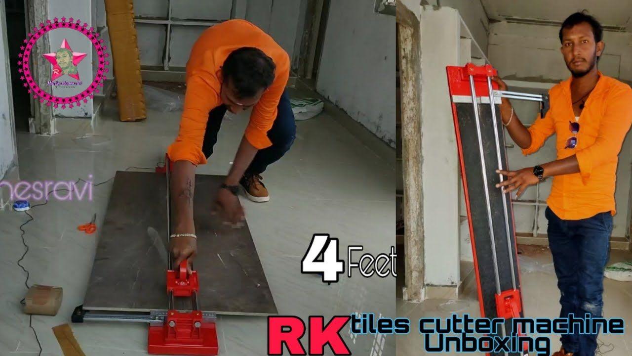 Marblestonesravi Best Tiles Cutter 4 Ft Rk Vitrified And Ceramic Tiles In 2020 Tile Cutter Ceramic Tiles Tiles