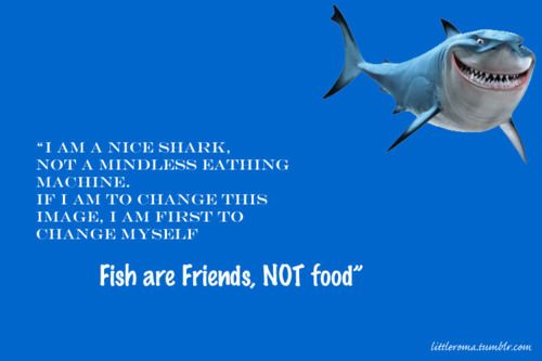 Bruce The Shark Nemo Quotes Finding Nemo Quotes Shark