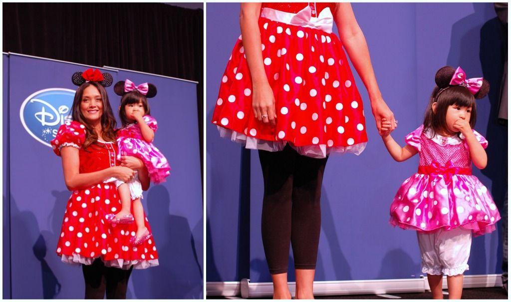 Disney Sisters: Disney Store Halloween Costume Preview Parade www.DisneySisters.com