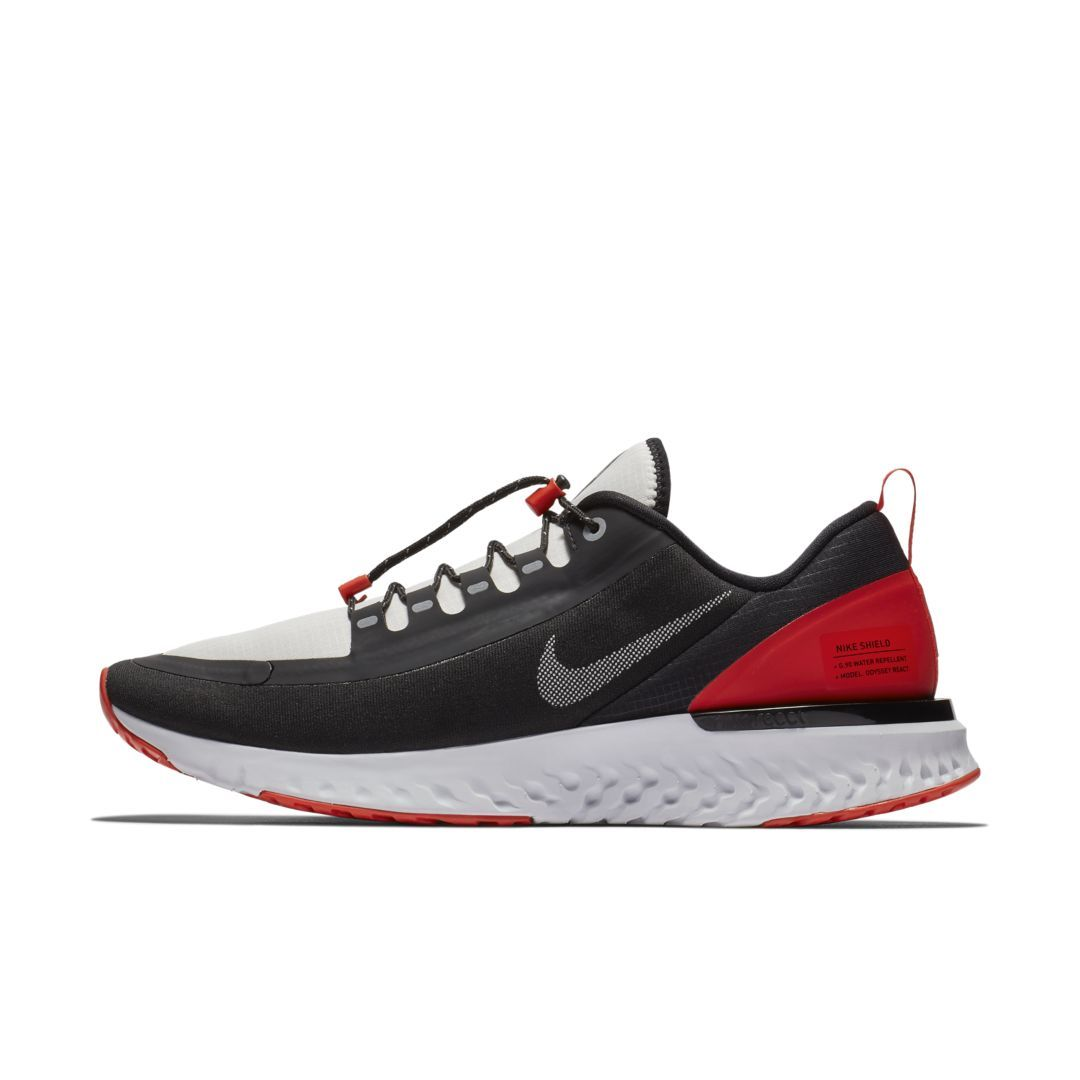 b503b12a0f1 Nike Odyssey React Shield Water-Repellent Men s Running Shoe Size