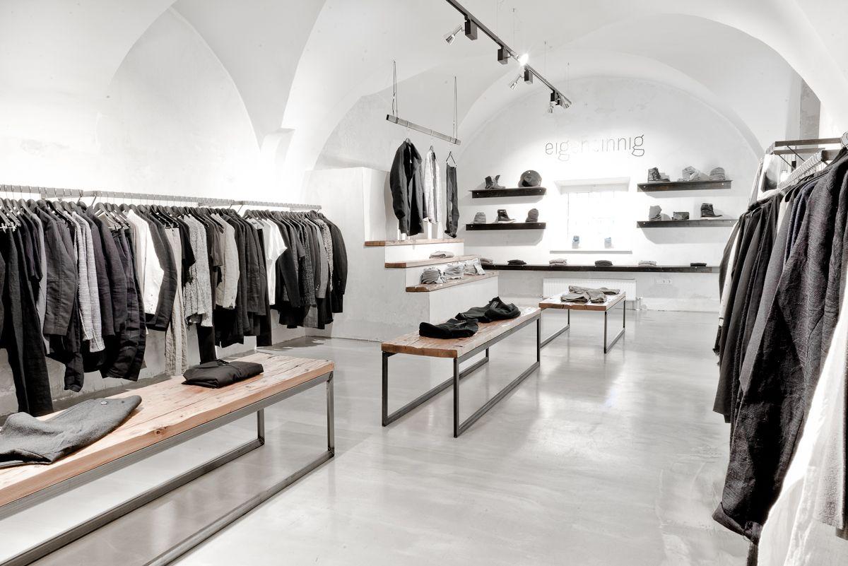 Avant Garde Clothing Stores