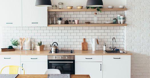 Küche gestalten mit wenig Geld Das sind die schönsten