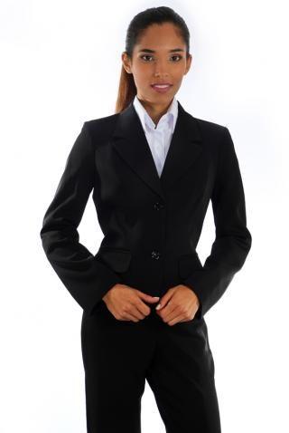 994c20e39ebfa Blazer Two Way - Uniforme Feminino - Yoshida Hikari - Uniformes Sociais  para Empresas - uniformes sob medida, Ternos Oxford - Camisas - Calças -  Feminino ...