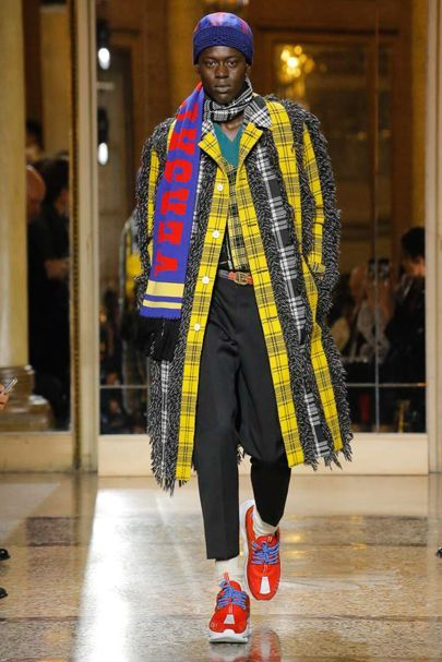 Versace Autumn Winter 2018 Menswear