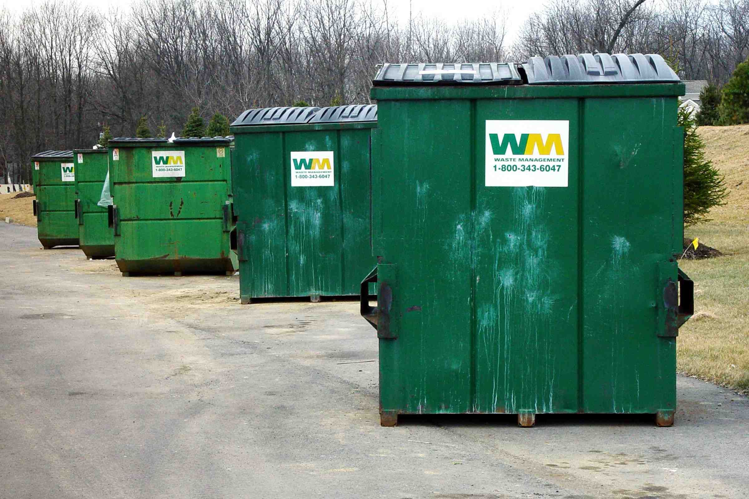 How To Clean Dumpster Stepbystep Diving Dumpsters On Essay