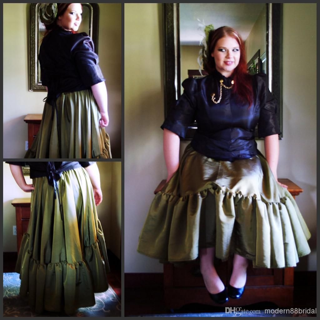 plus size steampunk - Google Search | steampunk | Steampunk dress ...