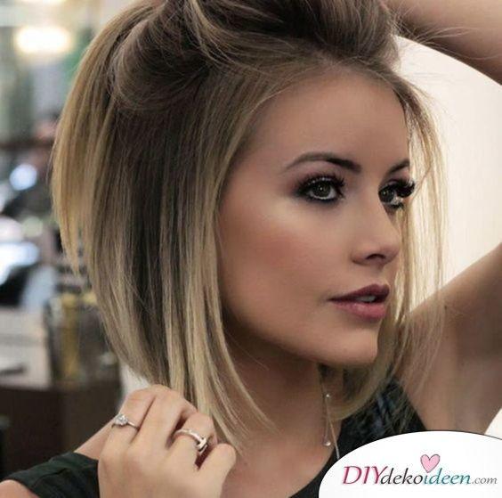 25 frisuren für feines dünnes haar - die schönsten