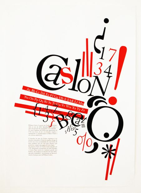Scale And Rotated Letters Make For A Vibrating And Fun Poster Typographic Design Typographic Poster Typography Design