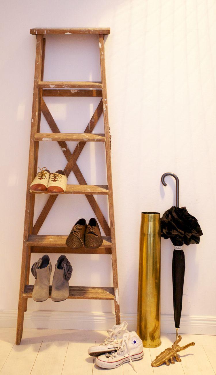 Schuhregal Design Alternativ Zum Schuhschrank Wenn Der Platz