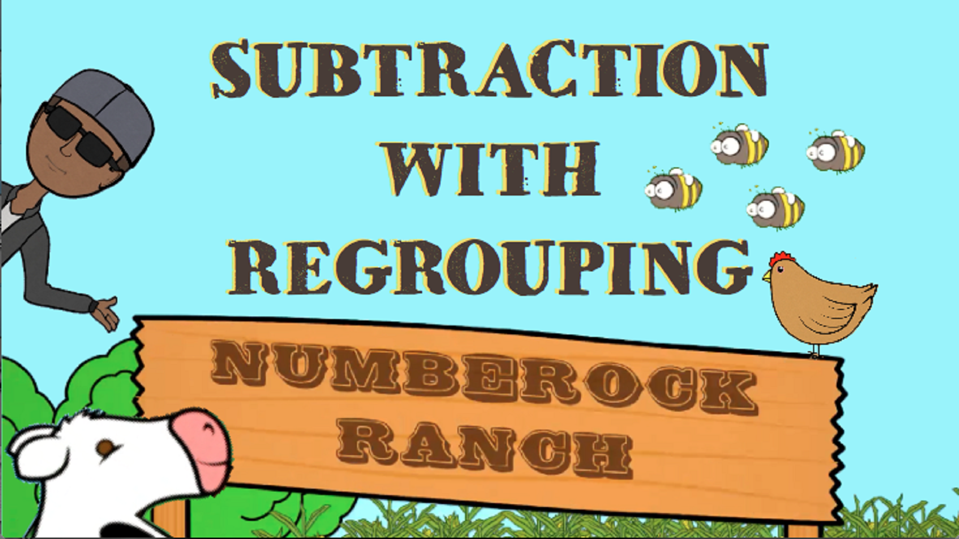 FREE Subtraction and Regrouping Song   2nd Grade Math Songs ...