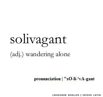 solivagant tattoo