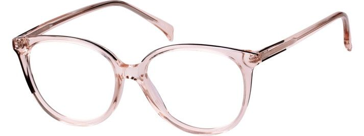 Pink Candy Eyeglasses #662819 | Zenni Optical Eyeglasses | Nudes and ...