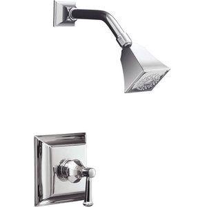 Kohler Kt4624scp K304k Memoirs Stately Single Handle Shower Faucet