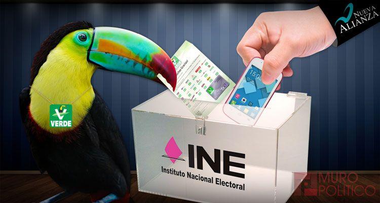 Los aliados del PRI van rumbo a las urnas en medio de polémicas - http://muropolitico.mx/2015/03/11/los-aliados-del-pri-van-rumbo-a-las-urnas-en-medio-de-polemicas/
