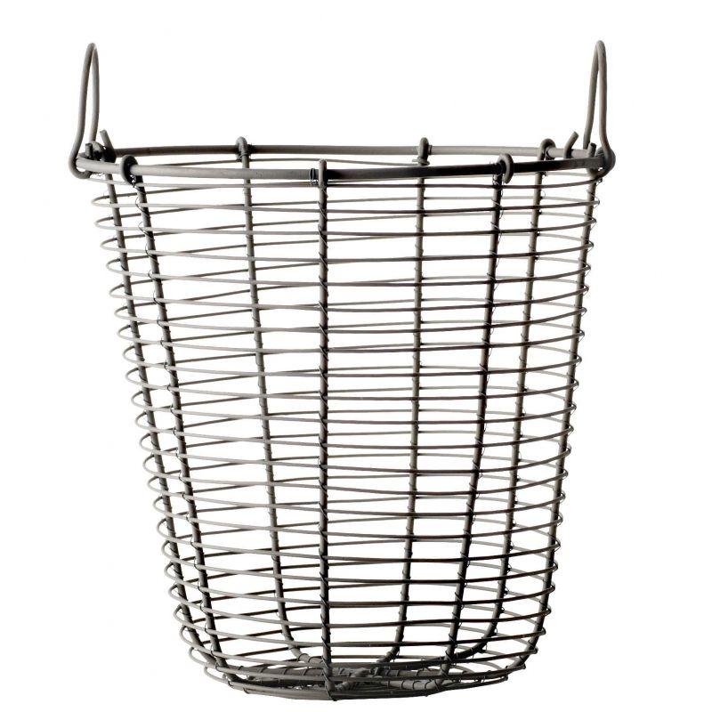 11,01 € last days! Cesta de zinc con asas  http://www.decoratualma.com/es/complementos-estilo-nordico/855-cesta-de-zinc-con-asas.html#