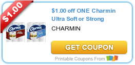 Tri Cities On A Dime: SAVE $1.00 ON CHARMIN ULTRA SOFT OR STRONG
