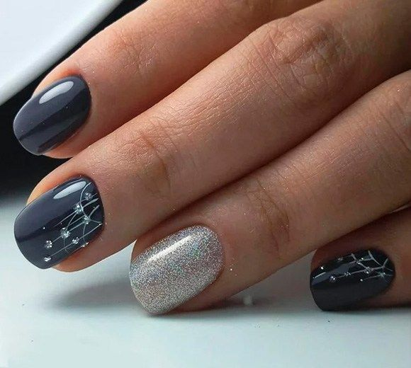 Christmas Diy Nail Ideas And More Of Our Manicures From: Very Popular Nail Arts Design 2019