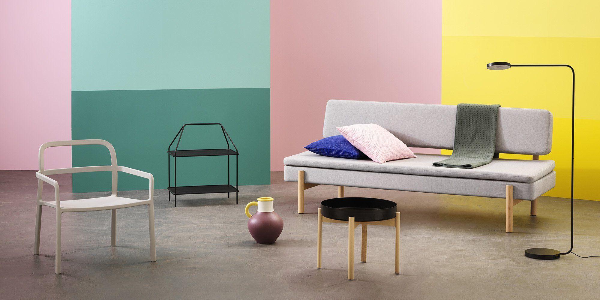 IKEA x Hay découvrez YPPERLIG leur collab 100 % scandinave