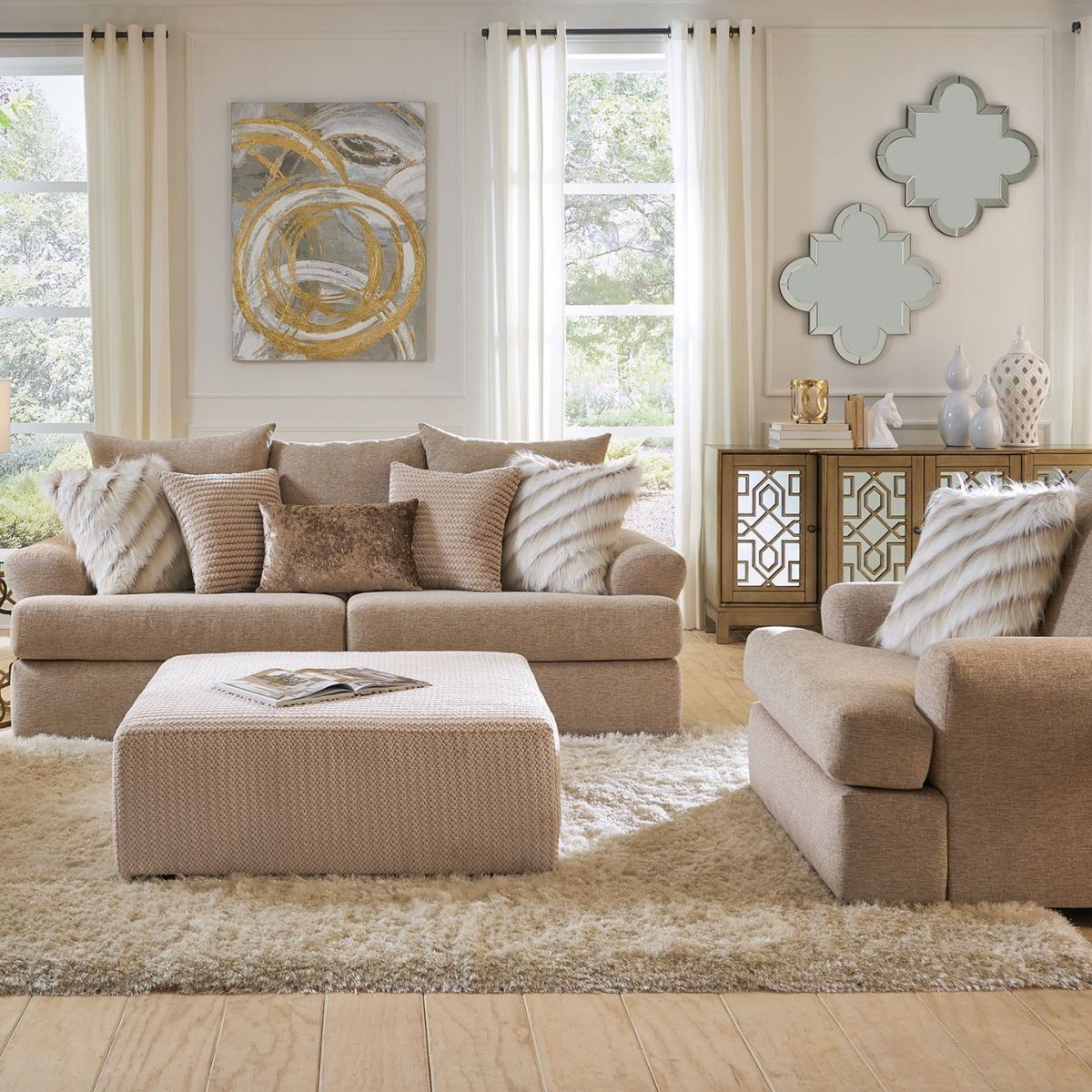 30 Great Image Of Beige Living Room Janicereyesphotography Com