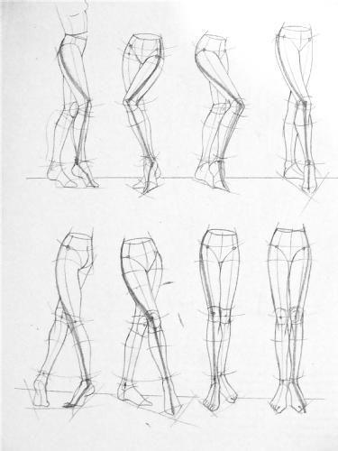 PIERNAS! - figurines_moda | Partes del cuerpo, Por donde y Me fui