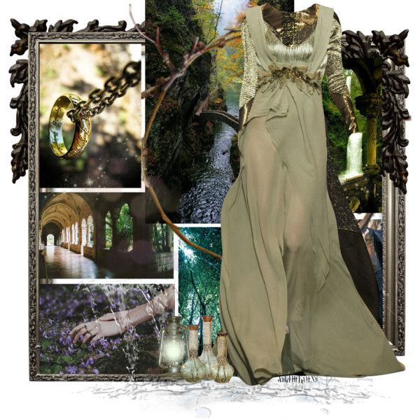 """""""Rivendell"""" by asktheravens on Polyvore"""