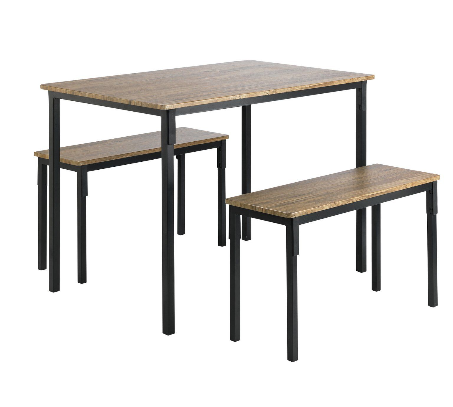 Buy HOME Bolitzo Table and Bench Set at Argos Your line
