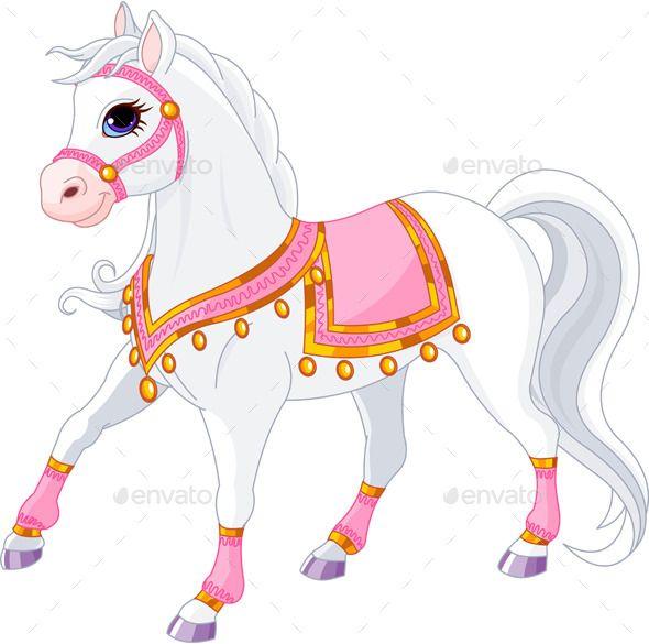 Royal Horse Vector Eps Cs Animal Art Beautiful