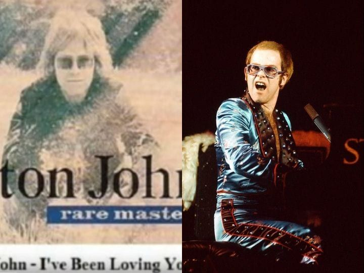 Elton John Rare Vinyl Valuable Records Expensive Vinyl Vinyl Records Vinyl Rare Vinyl