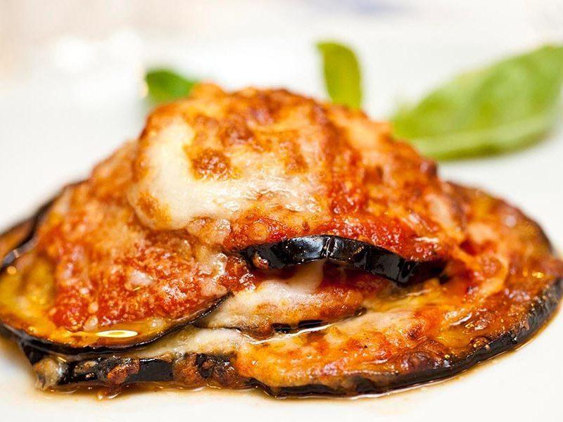 Berenjena A La Parmesana En Thermomix Receta Berenjena A La Parmesana Recetas Con Verduras Comida