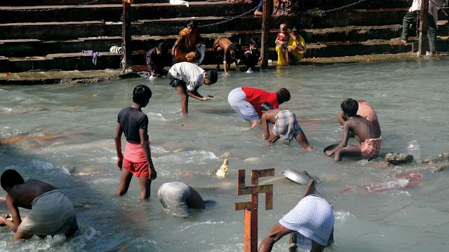 #haridwar #ganges #india