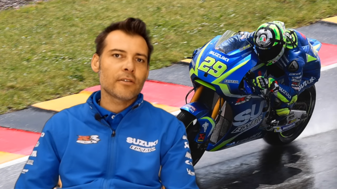 Team Suzuki Ecstar German Grand Prix Preview With Marco
