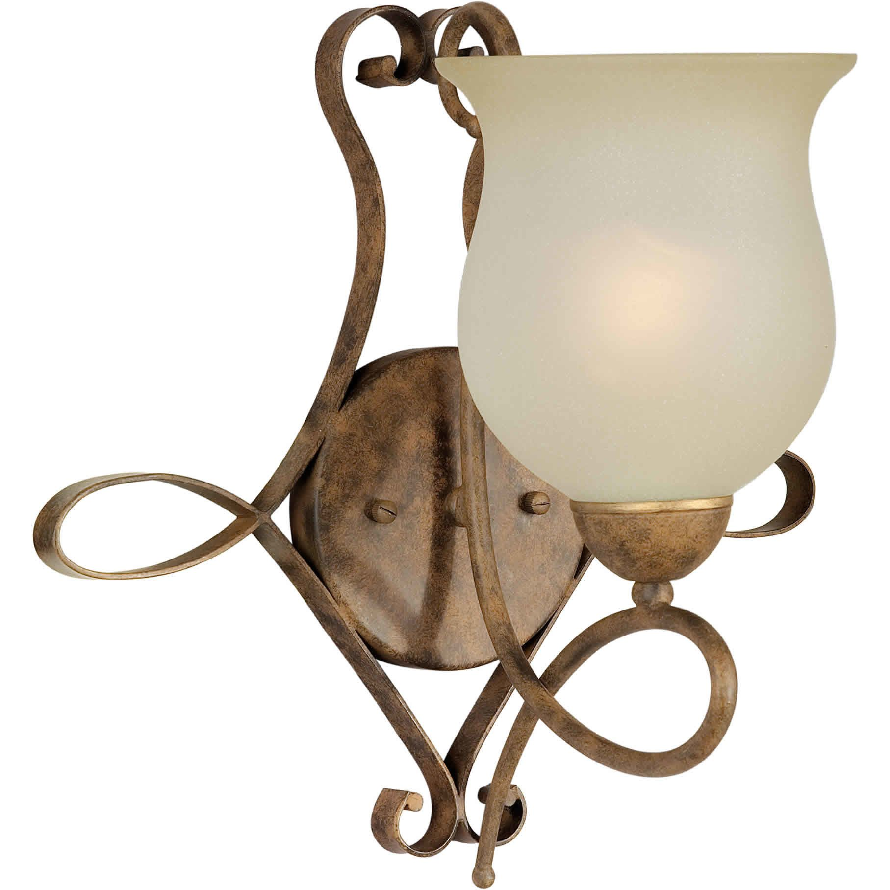 Forte Lighting 1 Light Wall Sconce Wall sconces, Sconces
