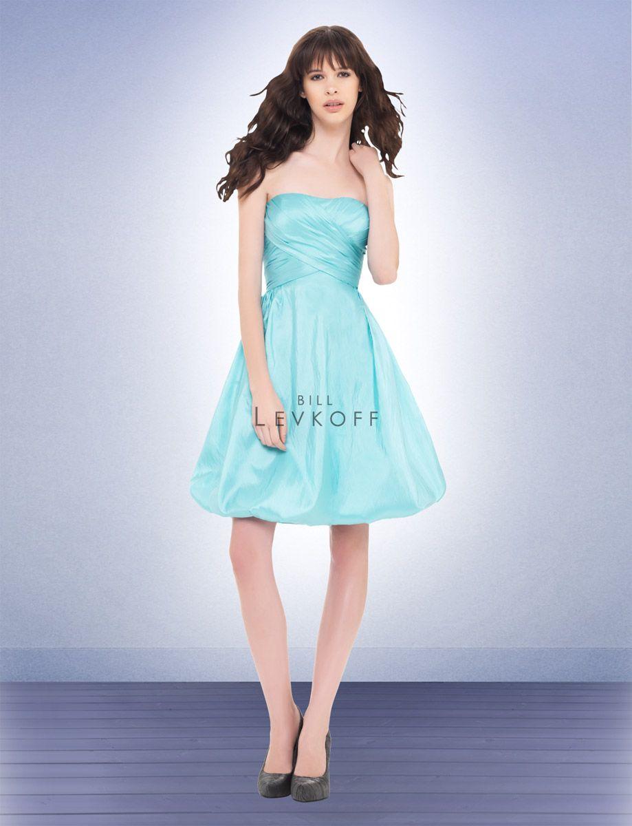 Turquoise wedding dresses   Bridesmaid Dress in cool glacier shade  Bridal Closet