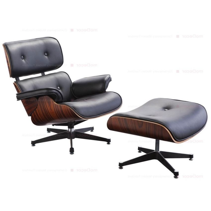 Lounge Chair Eames Extreme and well design of comfort