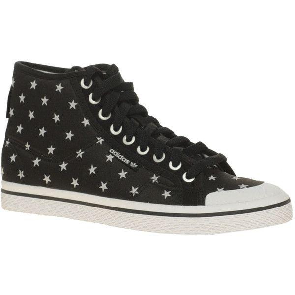 Adidas tesoro stelle scarpe da ginnastica alte su polyvore scarpa amore