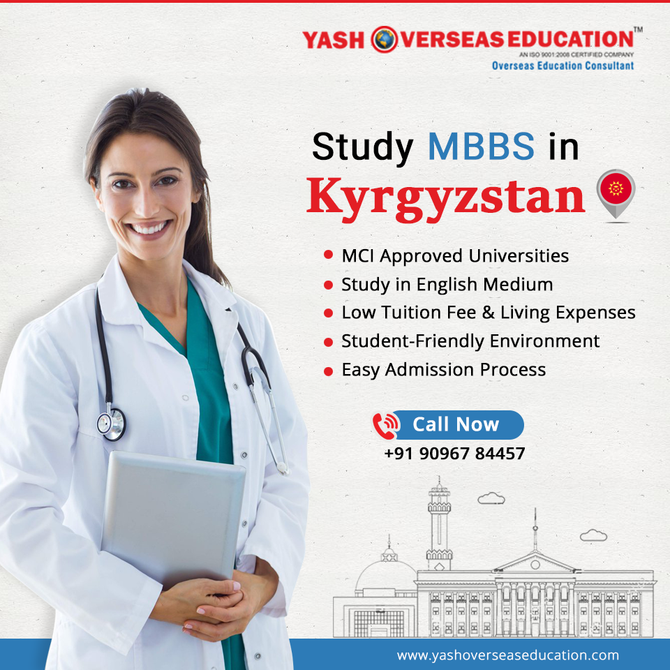 Mbbs In Kyrgyzstan University Studying Medical University Study