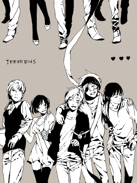 exorcists. || http://tegaki.pipa.jp/12391/13949276.html [please do not remove this caption with the source]