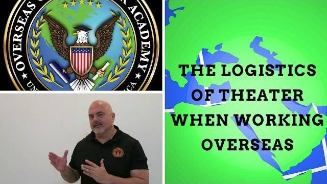 We're back! Logistics of getting in and out of theater when working as an overseas contractor in Kuwait, Iraq, or Afghanistan. Contractor Kevin explains all in our latest video - #logistics #overseasjob #contractorkev #Afghanistan #youtube #work #Iraq #Kuwait