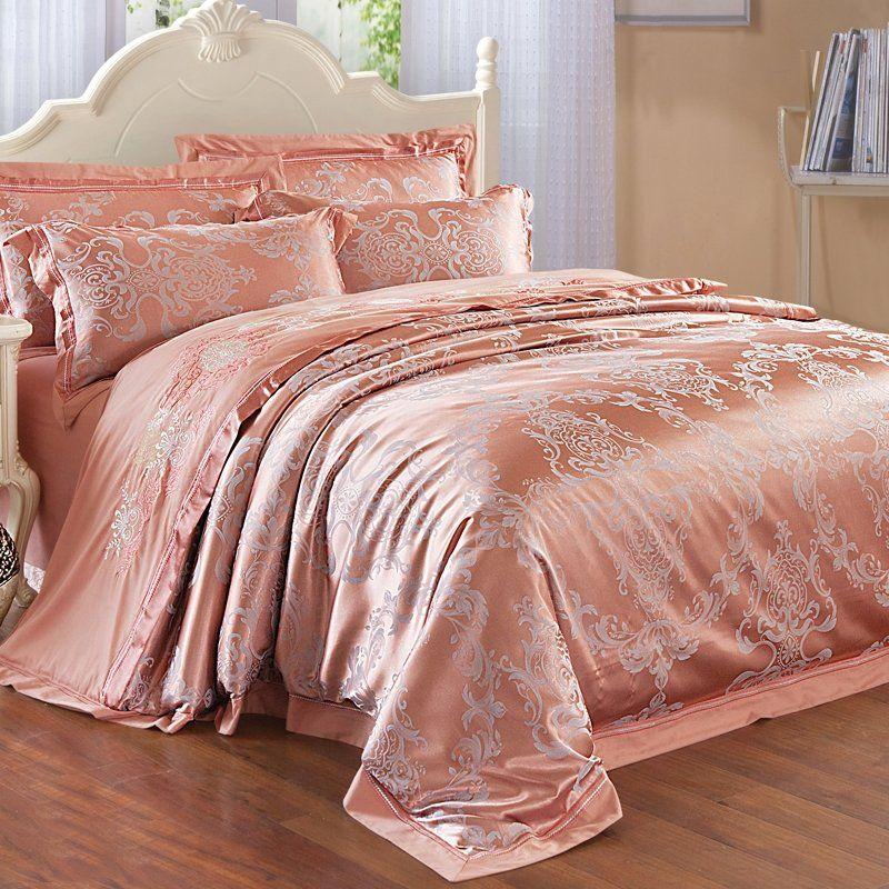 Rose Gold Bedding Bedspread Bedroom Sets Gold bedding