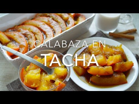 Calabaza en tacha calabaza en dulce recipe recetas food and calabaza en tacha calabaza en dulce recipe videossweet forumfinder Image collections