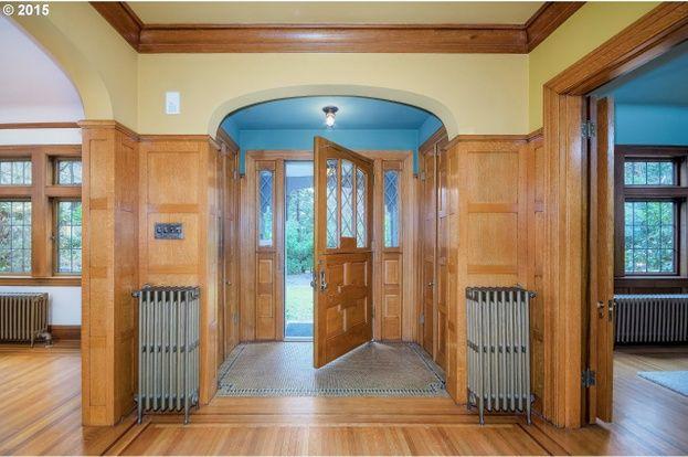 Historic Bader House U0026 Gardens Located On Laurelhurst Park, Boasts Erau0027s  High Quality Craftsmanship.