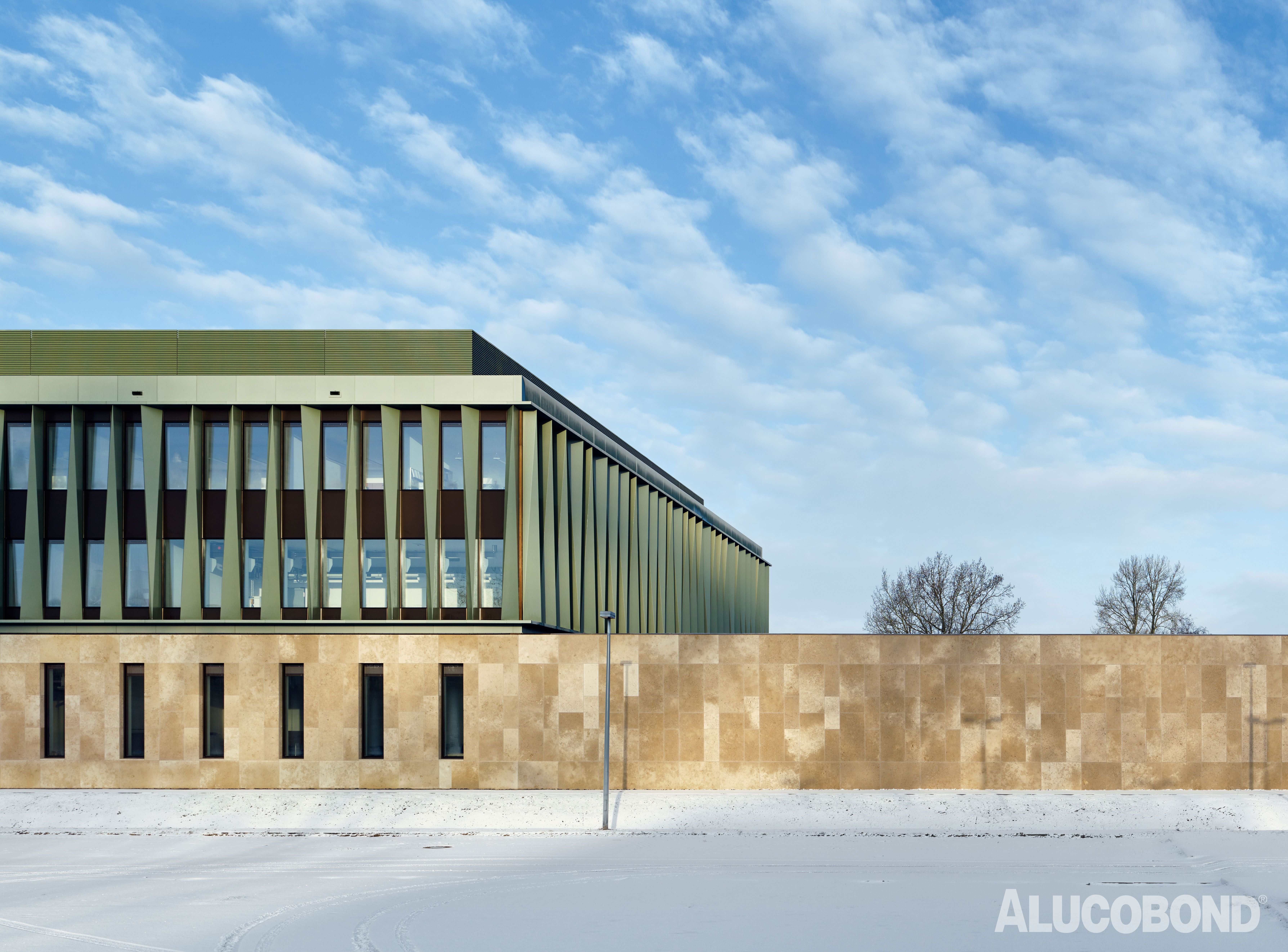 Fraunhofer institute for marine biotechnology l beck - Architekten lubeck ...
