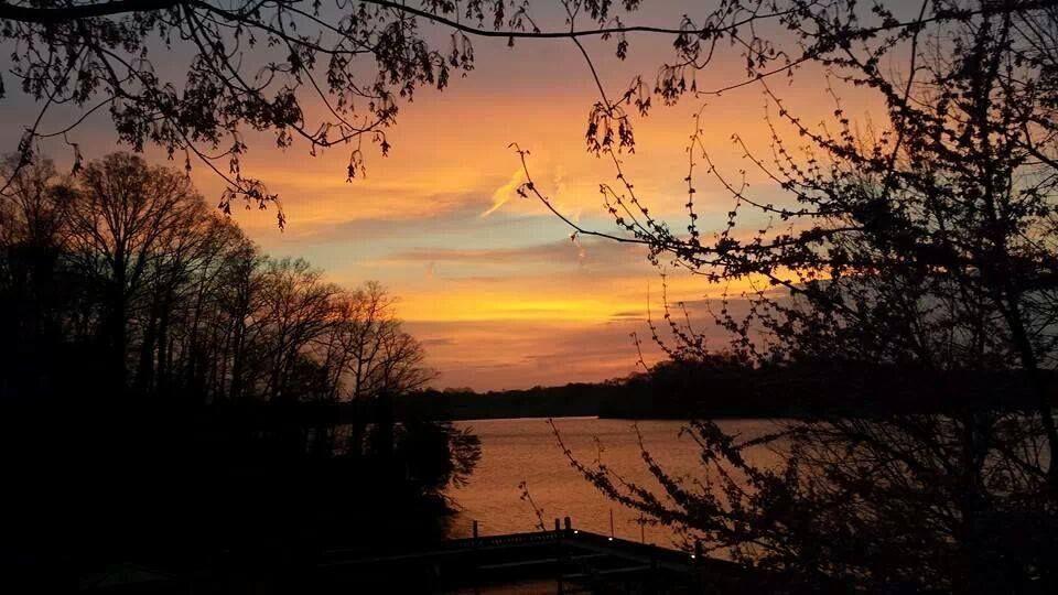 Beautiful Sunset At Choto Marina In Knoxville Tennessee Beautiful Sunset Tennessee Knoxville
