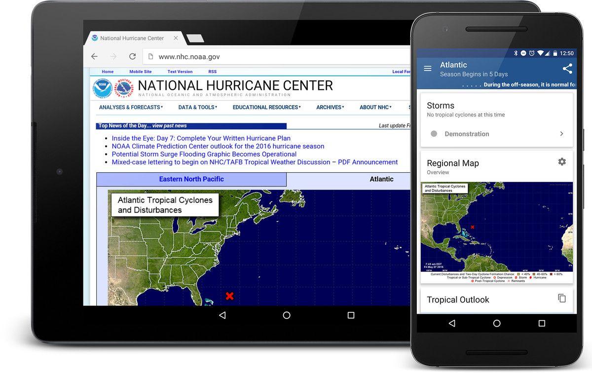How Your Phone Can Help Before And During A Hurricane Hurricane Season National Hurricane Center Hurricane