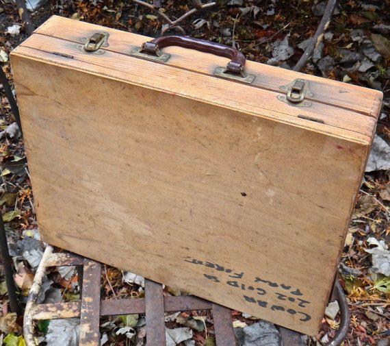 Art Case Wooden Art Supply Box Wooden Briefcase Wooden Art Sketch Box & Art Case Wooden Art Supply Box Wooden Briefcase Wooden Art ... Aboutintivar.Com