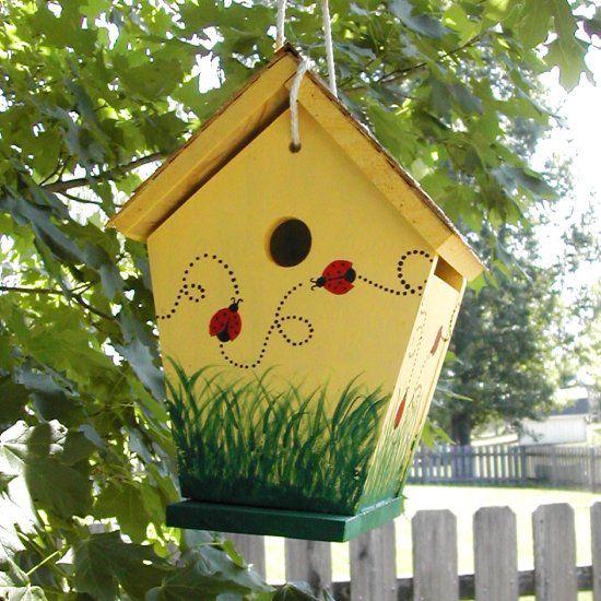Stencils Gallery Pictures Of Crafts Bird House Decorative Bird